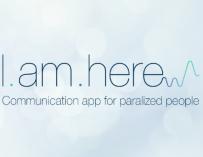 I.am.here: первое мобильное приложение для общения парализованных людей с семьей