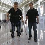 Курские ученые разрабатывают легкий экзоскелет, копирующий человеческую походку