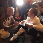 Россиянин, решившийся на пересадку головы к чужому телу, впервые встретился со своим хирургом