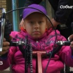 Самодельный байк стал окном в мир для 10-летней девочки из Первоуральска