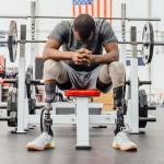 Nike поделился вдохновляющим видео тренировок паралимпийского атлета