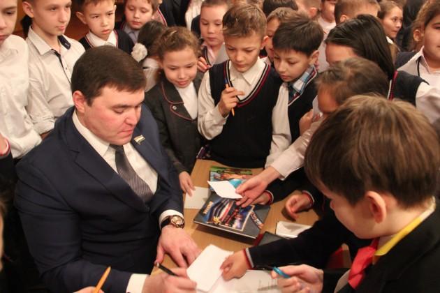 Ирек Зарипов: «Молодёжи не хватает внутреннего стержня»