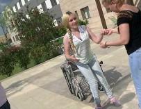Участие в «прямой линии» с Президентом в корне изменило жизнь 15-летней Сони Бабич