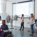 В Москве дизайнеры представили одежду для людей с инвалидностью