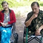 Несломленный дух. Инвалиды войны