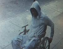 Инвалид — колясочник ограбил банк в Нью-Йорке