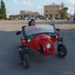 23-летнего парня с инвалидностью вернул к жизни сконструированный другом скутер