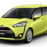 Toyota Sienta — гибрид для инвалида
