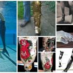 9 стильных протезов, которые вернули людей с ограниченными возможностями к полноценной жизни