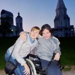 Бошко Йованович: «Мне очень жаль, что я первый студент-колясочник в МГИМО»