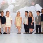 На Берлинской неделе моды на подиум вышли необычные модели