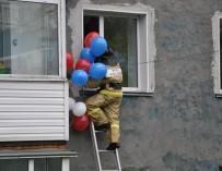 Семилетний мальчик с инвалидностью в Петропавловске-Камчатском получил в день рождения необычный подарок от пожарных