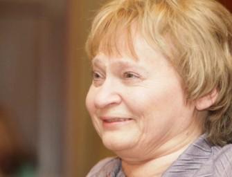 Галина Гампер: «Слово — это движение»