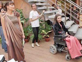 Петербуржцы сняли фильм о томской школе моделей-инвалидов