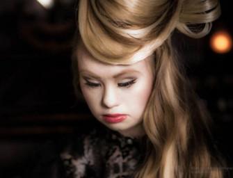 Модель с синдромом Дауна примет участие в Нью-Йоркской неделе моды