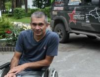 Инвалид-колясочник из Новосибирска преодолел 2,5 тыс. км в Горном Алтае и планирует поездку на Байкал