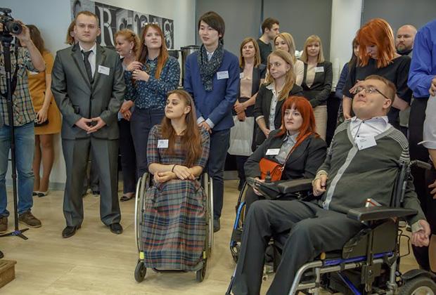 Победители 2015 года в различных номинациях Фото: Конкурс «Путь к карьере»