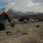 Высочайшую гору Африки покоряют дети-инвалиды из России