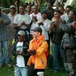 В Москву из Африки вернулись участники экспедиции «Жизнь в движении»