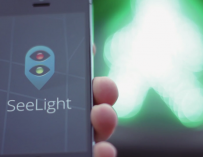 Приложение SeeLight поможет слабовидящим людям услышать светофоры