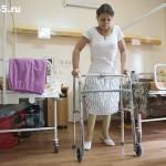 Людмила Красноштан: «У меня одна мечта — ходить!»