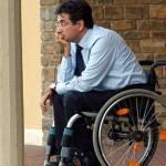 Итальянский таксист отказался везти чемпиона паралимпийских игр