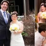 Отец написал трогательное письмо выходящей замуж дочери с синдромом Дауна