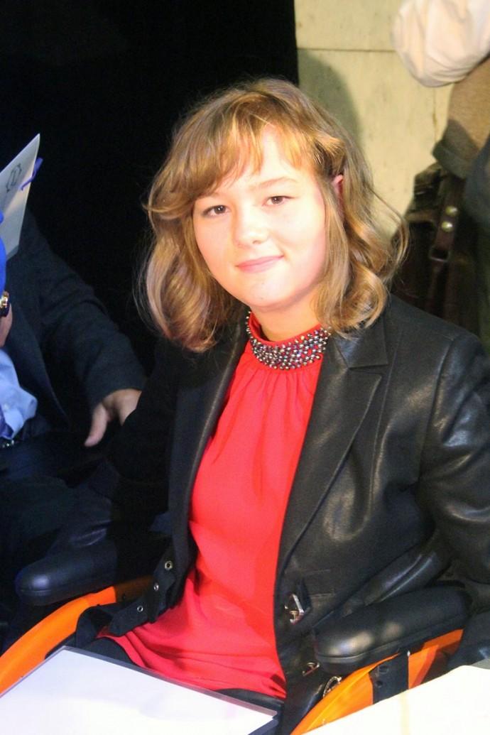 Александра Резникова