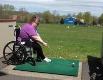 Джоди Фрэнсис: Как не потерять себя, потеряв ногу