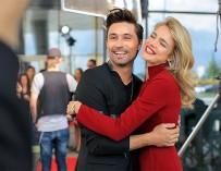 Дима Билан и Наталья Водянова — вместе в клипе «Не молчи»