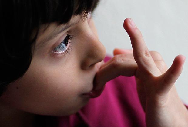 Привычный нам мир аутист воспринимает совершенно иначе Фото: Jorge Dan Lopez / Reuters