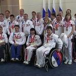 Президент встретился с членами сборной России, одержавшей победу на Всемирных играх IWAS