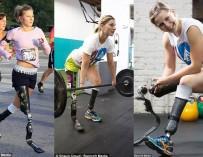 Девушка-инвалид из Беларуси покоряет марафоны и сердца