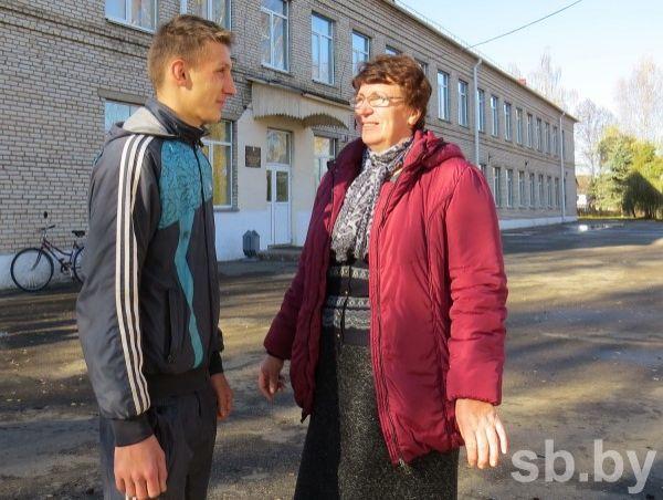 Сергей Демченко и Мария Лемнева