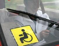 «Инвалидам» не дают проезда