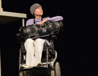 Творчество людей с инвалидностью: театральные перспективы Жени Ляпина