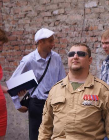 Денис Голубев. Фото из семейного архива