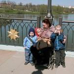 «Мои дети не знают, что их мама — инвалид»
