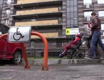 Социальный эксперимент — квест с инвалидом