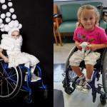 Девочка в инвалидном кресле участвует в модном проекте журнала «Хулиганы» и бренда одежды «Дети Кардашьян»