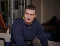 "«Не люблю слово ""тяжело""». Паралимпиец Андрей Кожемякин — о выживании и жизни"