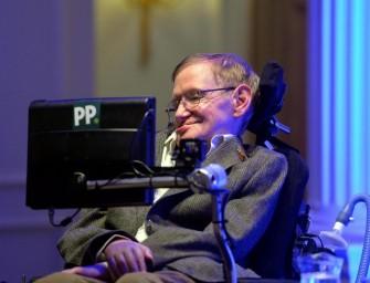 Стивен Хокинг перечислил источники вдохновения