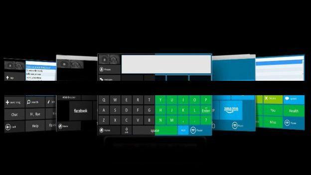Панели управления Eyegaze Edge могут быть цветными или темными