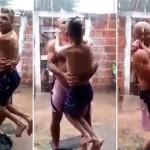 То, что этот отец делает для своего сына-инвалида – бесценно
