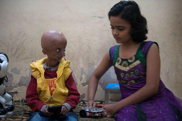 Фото. Нихал с Вайшнави