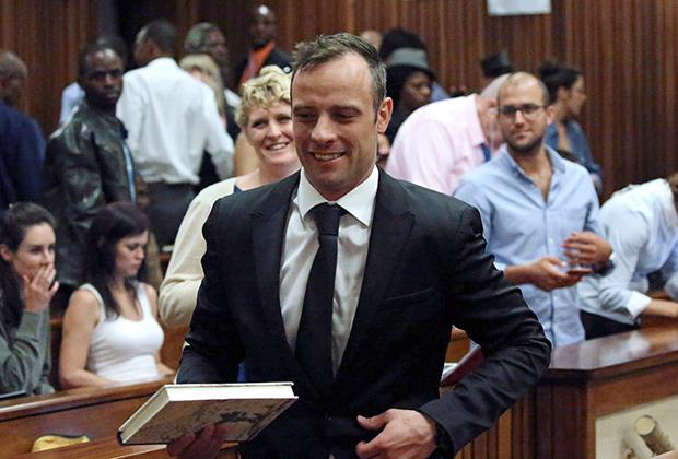 Оскар Писториус Фото: Siphiwe Sibeko / Reuters