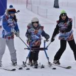 В Красноярске стартовал социальный проект «Лыжи мечты»