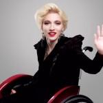 Белорусская модель с ДЦП Ангелина Уэльская приняла участие в итальянском показе мод