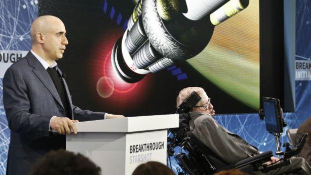Российский миллиардер Юрий Мильнер вложит в проект 100 млн долларов