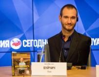 Пресс-конференция Ника Вуйчича (8 апреля 2016 г.)